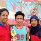 Juara V Lomba Lari 5K Kategori Umum