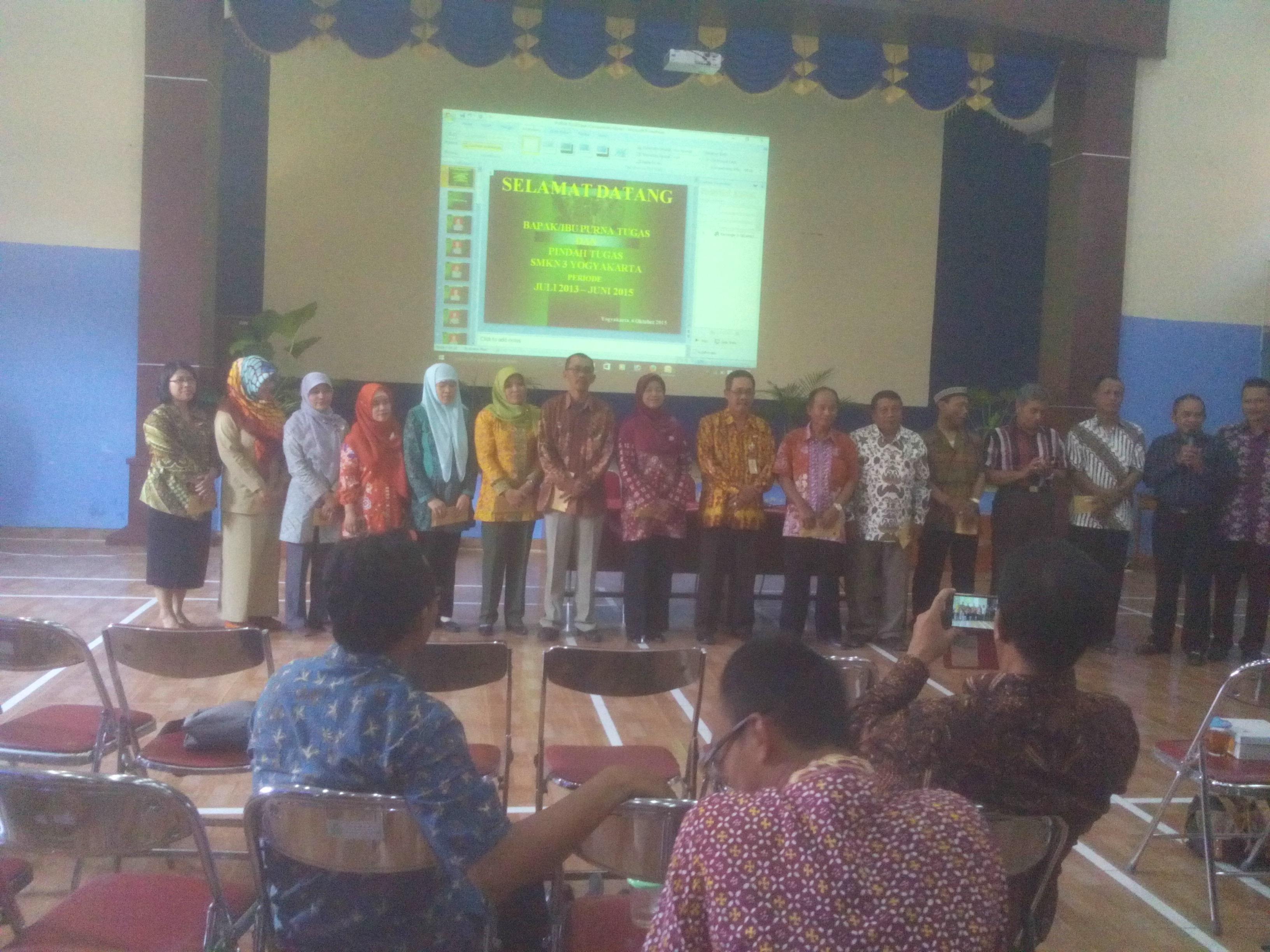 Sambung Rasa SMK N 3 Yogyakarta