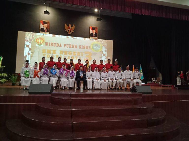 WISUDA PURNA SISWA SMKN 3 YOGYAKARTA