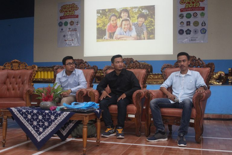 SMK N 3 Yogyakarta Gelar Skagata Career Day