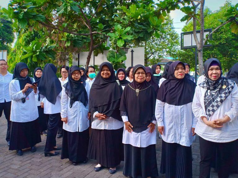 SMKN 3 Yogyakarta Adakan Upacara Hari Lahir Pancasila