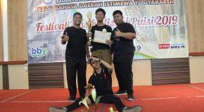 SMK N 3 Yogyakarta Meraih Posisi ke 4 Lomba Musikalisasi Puisi di Balai Bahasa DIY