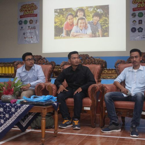 Struktur Organisasi Jasa Desain Bangunan: SMK N 3 Yogyakarta Gelar Skagata Career Day