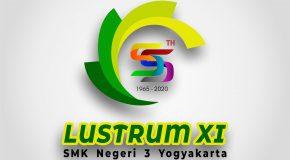 Lustrum XI HUT 55 SMK Negeri 3 Yogyakarta