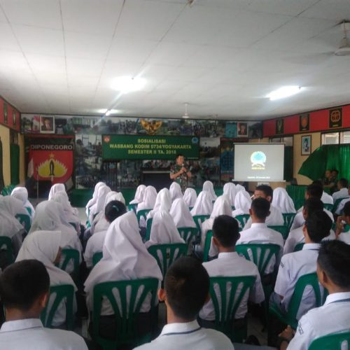 Struktur Organisasi Jasa Desain Bangunan: Siswa-Siswi SMKN 3 Yogyakarta Ikuti Wawasan Kebangsaan