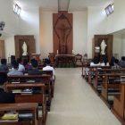 Do'a Bersama Siswa-siswi Kristiani Kelas XII SMK Negeri 3 Yogyakarta