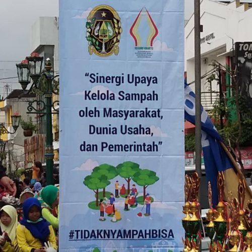Struktur Organisasi Jasa Desain Bangunan: SMK Negeri 3 Yogyakarta Mengikuti Car Free Day
