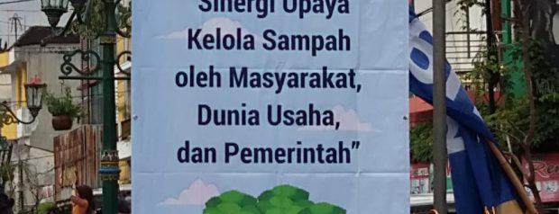 SMK Negeri 3 Yogyakarta mengikuti Car Free Day