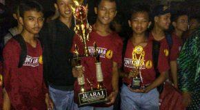 Tonti BARA Juara Lagi