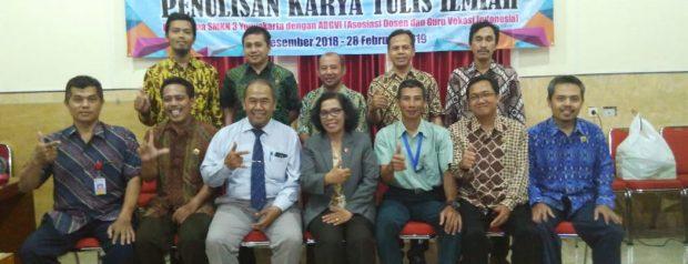 SMK Negeri 3 Yogyakarta adakan Seminar Proposal dan Hasil Penelitian