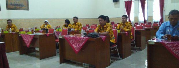 MKKS Kab.Sintang Kalbar Berkunjung Ke SMK N 3 Yogyakarta