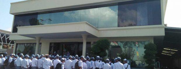 SMKN 3 Yogyakarta Adakan Pengenalan Industri Bagi Kelas X