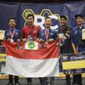 SMK Negeri 3 Yogyakarta Memborong Kejuaraan Robotik di Malaysia