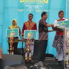 Tonti BARA SMK Negeri 3 Yogyakarta memborong kejuaraan