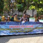 Dropping Air Bersih Ke Gunung Kidul