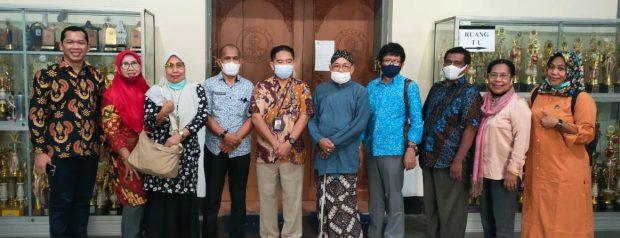 Kunjungan MKKS Maluku Utara ke SMK N 3 Yogyakarta