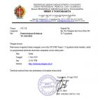 Pemberitahuan Kelulusan TA 2019/2020