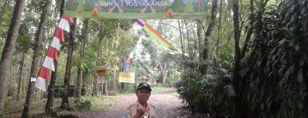 SMK Negeri 3 Yogyakarta adakan Kemah Bhakti XXII